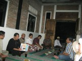 mengaji bersama Ust Abu Sangkan