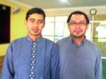 bersama WM Salizam
