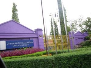 terapi solat di UiTM Kedah