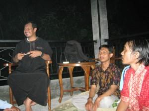 Wejangan Ust Abu Sangkan