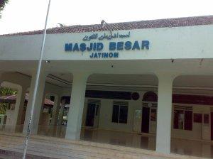 masjid besar jatinom